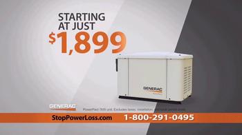 Generac Ultimate Power Deal Event TV Spot, 'No Matter What' - Thumbnail 9