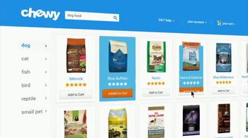 Chewy.com TV Spot, 'Chewy Customer Testimonials' - Thumbnail 3