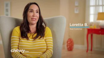 Chewy.com TV Spot, 'Chewy Customer Testimonials'