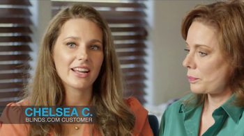Blinds.com TV Spot, 'Chelsea & Susan'