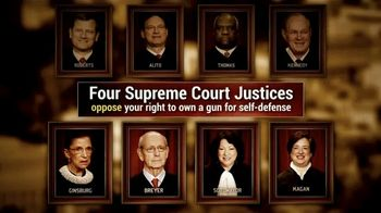NRA Freedom Action Foundation TV Spot, 'Protect Our Rights' - 15 commercial airings