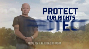 NRA Freedom Action Foundation TV Spot, 'Protect Our Rights' - Thumbnail 8