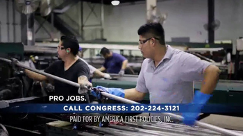 America First Policies TV Spot, 'Delivering' - Thumbnail 10
