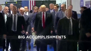 America First Policies TV Spot, 'Delivering' - Thumbnail 2