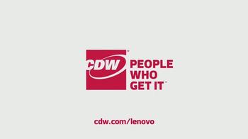 CDW TV Spot, 'CDW Orchestrates the Flexible Work Environment' - Thumbnail 8