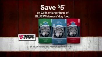Blue Buffalo BLUE Wilderness TV Spot, 'Wolf Dreams: Savings' - Thumbnail 9