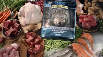 Blue Buffalo BLUE Wilderness TV Spot, 'Wolf Dreams: Savings' - Thumbnail 6