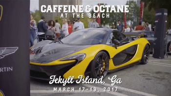 Caffeine & Octane at the Beach TV Spot, 'Speed and Style'