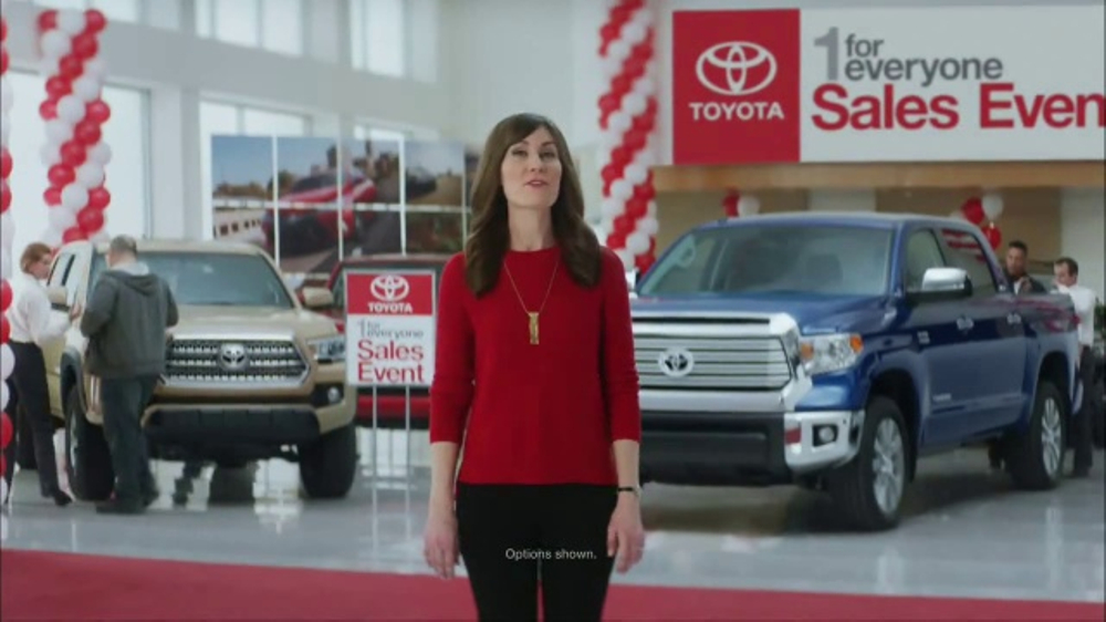 Toyota 1 For Everyone Sales Event Tv Commercial Rugged