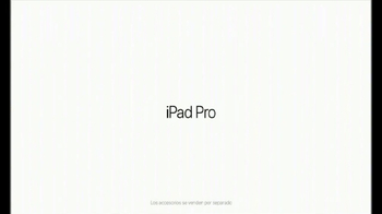 Apple iPad Pro TV Spot, 'Ya no hay que imprimir' [Spanish] - Thumbnail 6