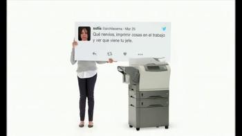 Apple iPad Pro TV Spot, 'Ya no hay que imprimir' [Spanish] - Thumbnail 2