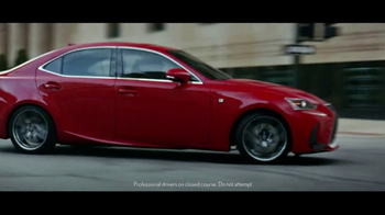 Lexus Command Performance Sales Event TV Spot, 'Power and Precision' [T2] - Thumbnail 2