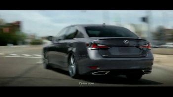 Lexus Command Performance Sales Event TV Spot, 'Power and Precision' [T2] - Thumbnail 5