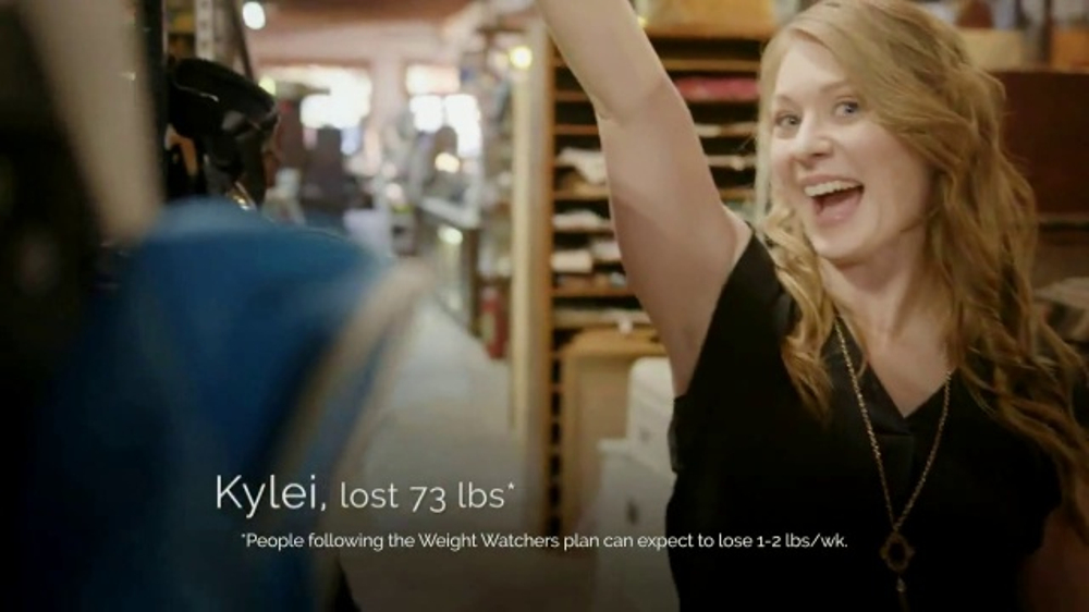 Weight Watchers TV Commercial, 'Kylei: Join for Free' Featuring Oprah Winfrey