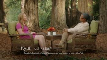 Weight Watchers TV Spot, 'Kylei: Join for Free' Featuring Oprah Winfrey - Thumbnail 4