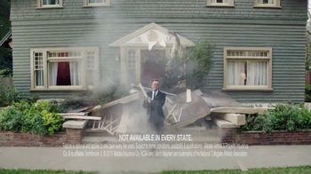 Allstate Claim Rateguard TV Spot, 'March Mayhem: Bracket' Ft. Dean Winters - Thumbnail 4