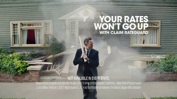 Allstate Claim Rateguard TV Spot, 'March Mayhem: Bracket' Ft. Dean Winters - Thumbnail 5