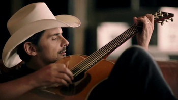 Nationwide Insurance TV Spot, \'A New Song for All Your Sides: Brad Paisley\'