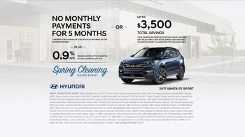 Hyundai Spring Cleaning Sales Event TV Spot, 'Man Cave' [T2] - Thumbnail 8