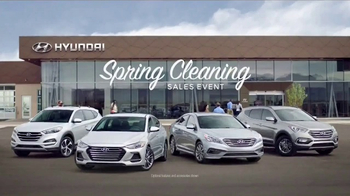 Hyundai Spring Cleaning Sales Event TV Spot, 'Man Cave' [T2] - Thumbnail 7