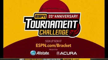2017 ESPN Tournament Challenge TV Spot, 'Bracket Game'