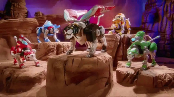 Voltron Legendary Defender TV Spot, 'Power of Five' - Thumbnail 1