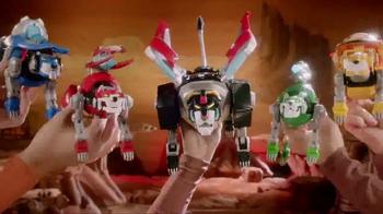 Voltron Legendary Defender TV Spot, 'Power of Five' - Thumbnail 3