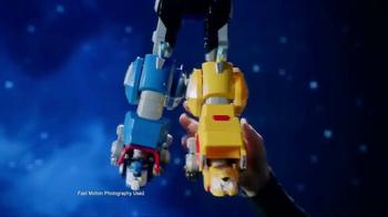 Voltron Legendary Defender TV Spot, 'Power of Five' - Thumbnail 5