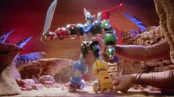 Voltron Legendary Defender TV Spot, 'Power of Five' - Thumbnail 6