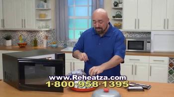 Reheatza Microwave Crisper TV Spot, 'Crispy Crunchy Winner' - Thumbnail 7