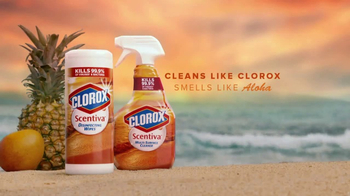 Clorox Scentiva TV Spot, 'Smell It' - Thumbnail 6