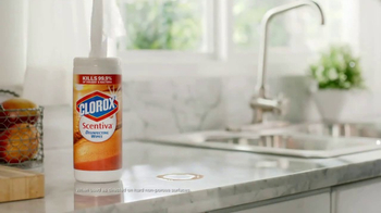 Clorox Scentiva TV Spot, 'Smell It' - Thumbnail 4