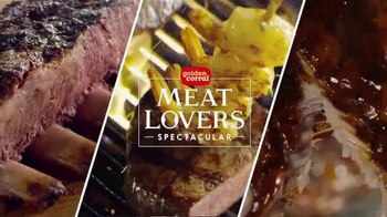 Golden Corral Meat Lovers Spectacular TV Spot, 'Royalty' Ft. Jeff Foxworthy - Thumbnail 2