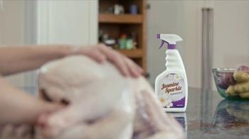 Clorox + Bleach TV Spot, 'On Kitchen Dinner' Featuring Nora Dunn - Thumbnail 6