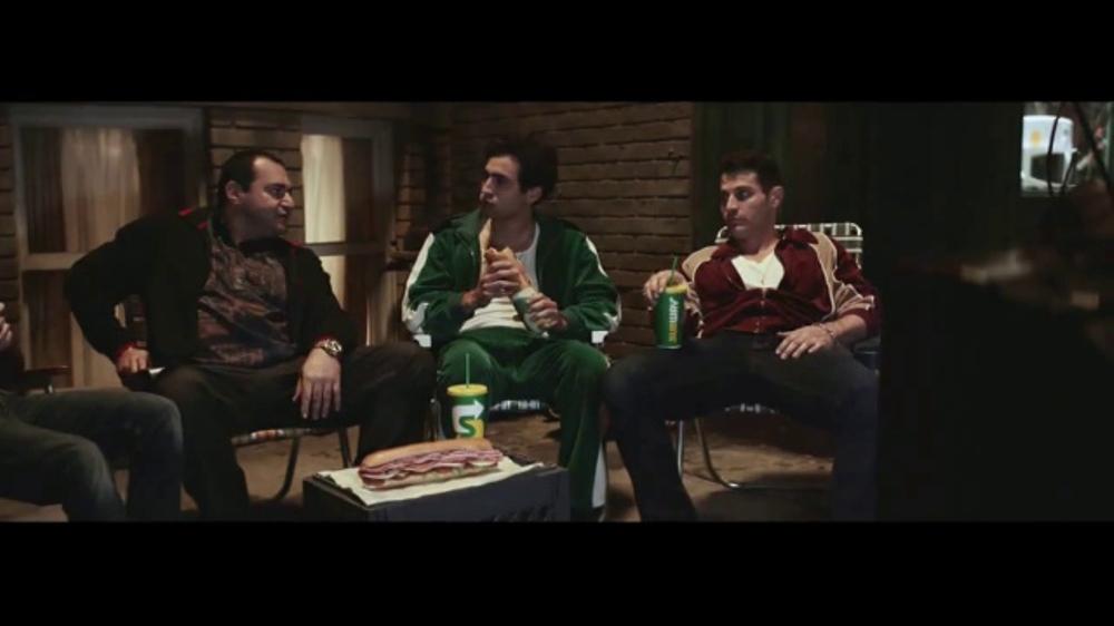 Subway Italian Hero TV Commercial, 'The Legendary Italian Heroes' Ft. Dick Vitale