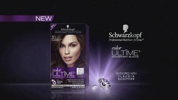 Schwarzkopf Color Ultime TV Spot, 'Diamond Brilliant' - Thumbnail 4