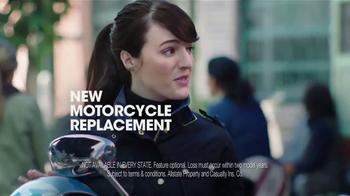 Allstate Motorcycle TV Spot, 'Second Husband' - Thumbnail 2