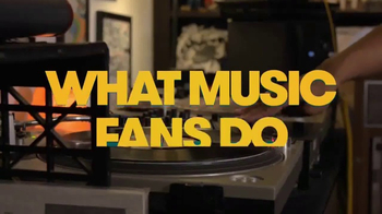 GEICO TV Spot, 'Fuse: Vinyl Lovers' - Thumbnail 1