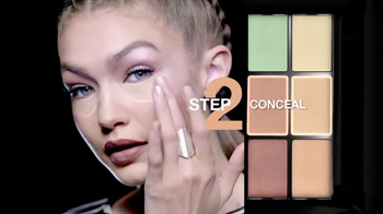 Maybelline New York Master Camo TV Spot, 'Perfect Canvas' Feat. Gigi Hadid - Thumbnail 6
