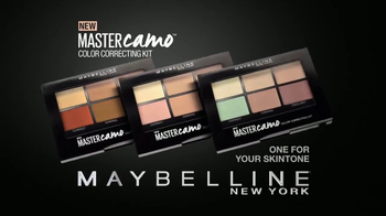 Maybelline New York Master Camo TV Spot, 'Perfect Canvas' Feat. Gigi Hadid - Thumbnail 9