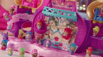 Shimmer and Shine Teenie Genies Floating Genie Palace TV Spot, 'Imagine'