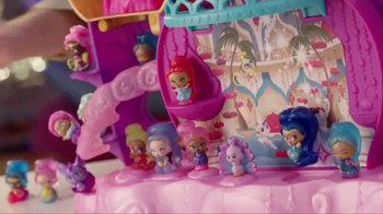 Shimmer and Shine Teenie Genies Floating Genie Palace TV Spot, 'Imagine' - Thumbnail 6