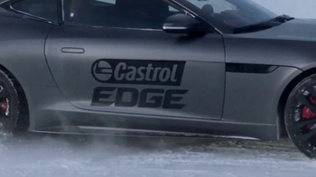 Castrol EDGE TV Spot, 'Titanium Ice' Featuring Michelle Rodriguez - Thumbnail 5