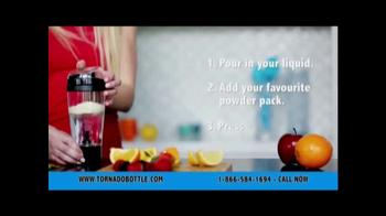 Tornado Bottle TV Spot, 'Quick & Easy' - Thumbnail 4