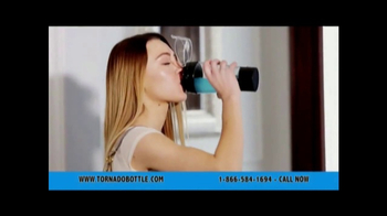 Tornado Bottle TV Spot, 'Quick & Easy' - Thumbnail 7