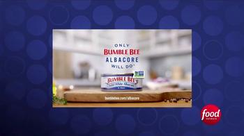 Bumble Bee Solid White Albacore TV Spot, 'Food Network: Tuna Melt' - Thumbnail 9