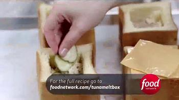 Bumble Bee Solid White Albacore TV Spot, 'Food Network: Tuna Melt' - Thumbnail 7