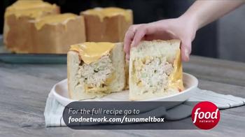 Bumble Bee Solid White Albacore TV Spot, 'Food Network: Tuna Melt' - Thumbnail 8