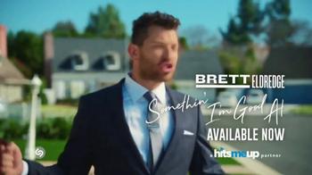 HitsMeUp TV Spot, 'DIY With Brett' Featuring Brett Eldredge - Thumbnail 4