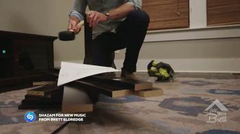 HitsMeUp TV Spot, 'DIY With Brett' Featuring Brett Eldredge - Thumbnail 1